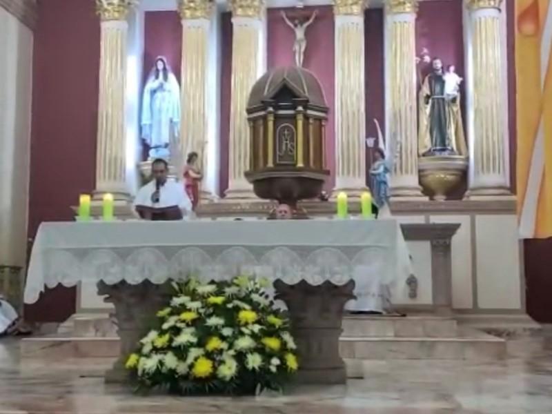 Manda el Papa mensaje para habitantes de Aguililla, Michoacán