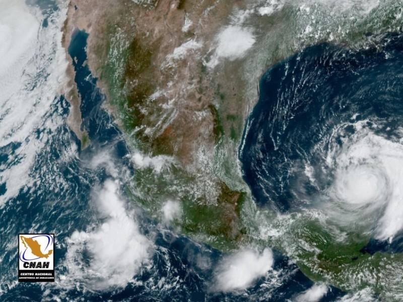 Mantendrán vigilancia en zona sur por huracán Grace