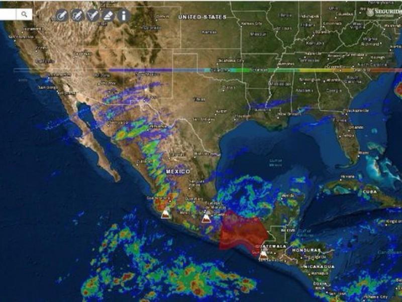 Mantiene Veracruz Alerta Gris por frente frío 8