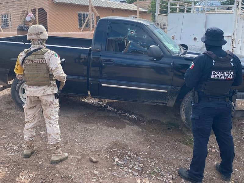 Mantienen operativos de seguridad en Magdalena
