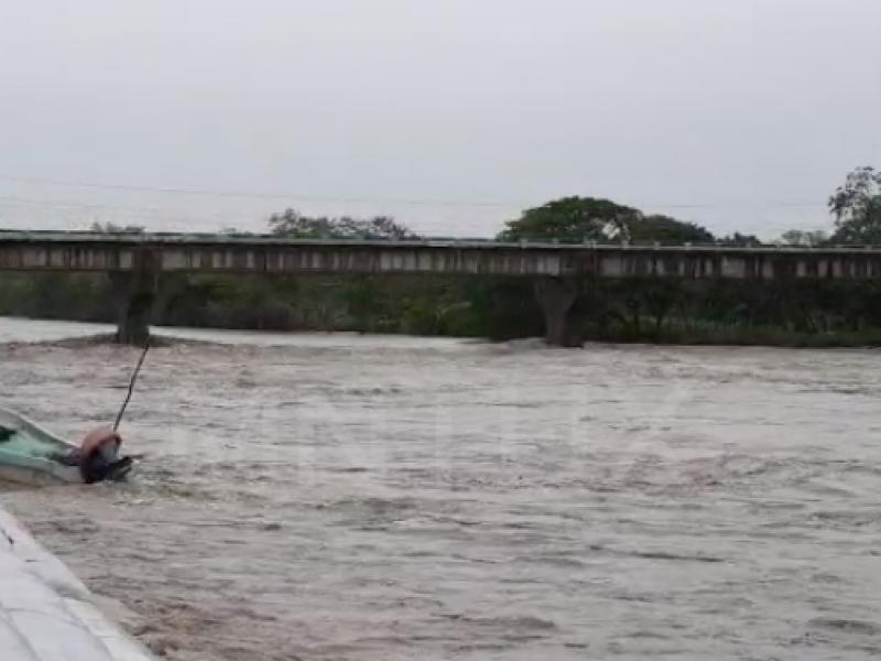 Mantienen vigilancia en ríos ante paso de Frente Frío 4