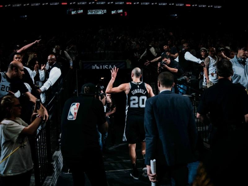 Manu Ginobili anuncia su retiro del baloncesto