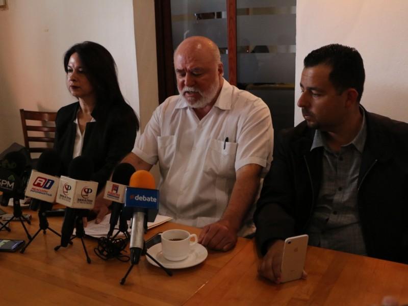 Manuel Clouthier anuncia su retiro de la política