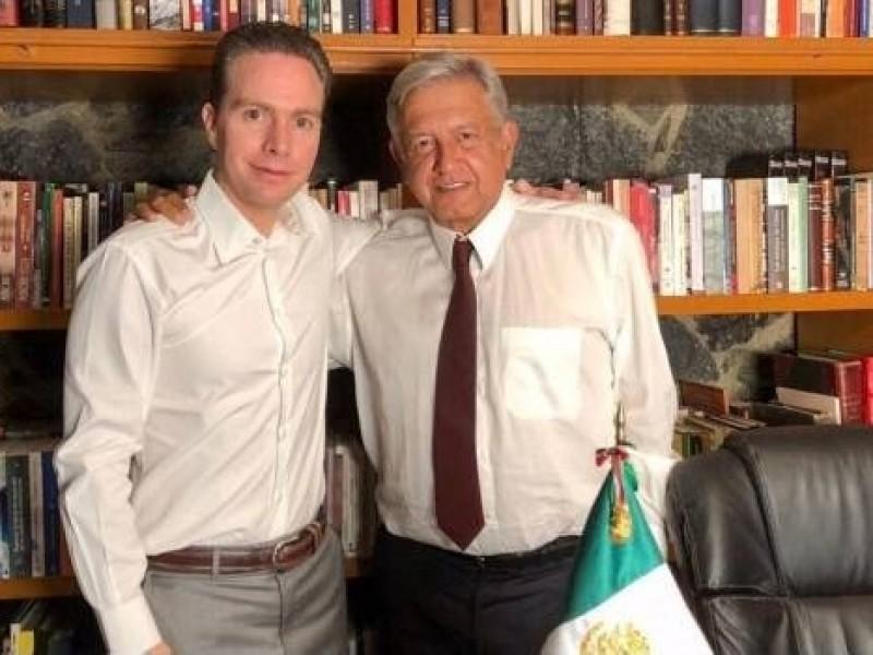 Manuel Velasco suena para la SEMARNAT