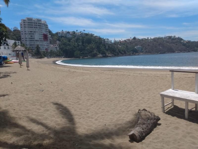 Manzanillo descarta cambios en su estrategia de vigilancia en playas