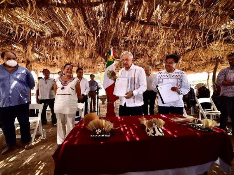 Maquinaria e insumos llegará a zona Yaqui por sequía