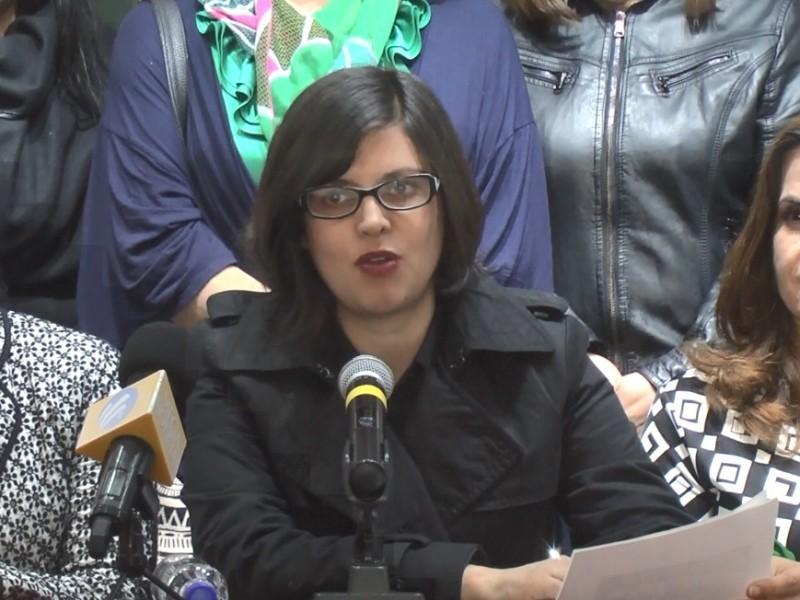 Mara Muñoz denuncia amenazas e intimidaciones