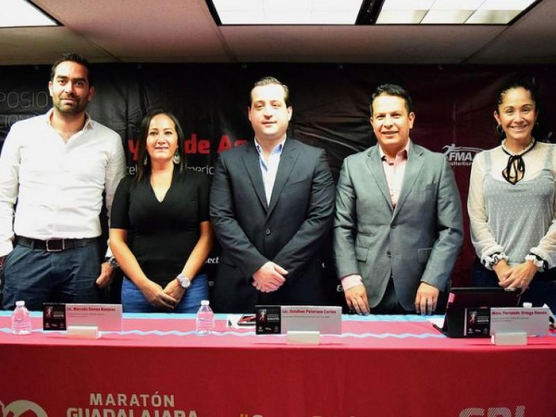 Maratón Guadalajara Megacable tendrá Simposio Internacional