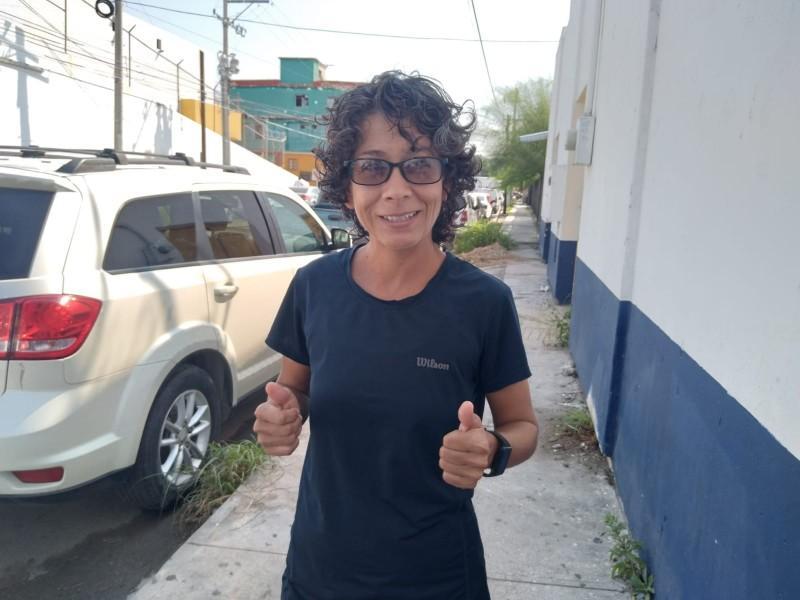 Maratonista correrá 108 km de Hermosillo a Bahía de Kino