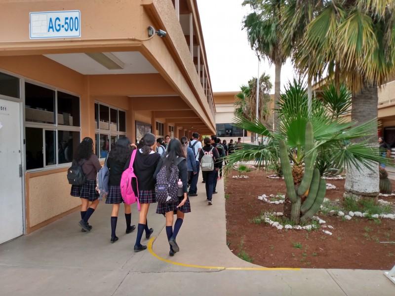 Marca paro del 9M a estudiantes de ITSON