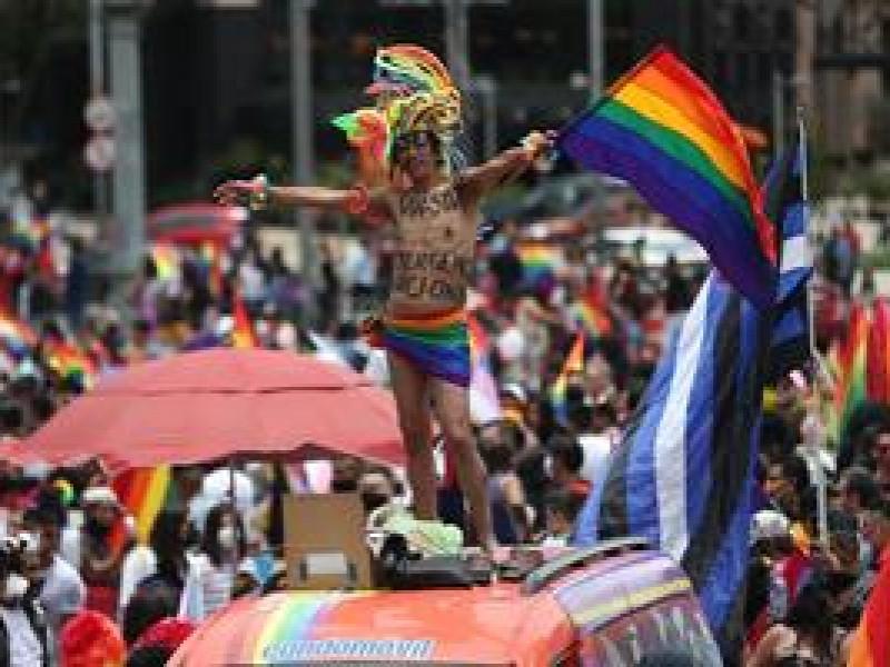 Marcha del Orgullo Gay, se conmemoró de manera presencial