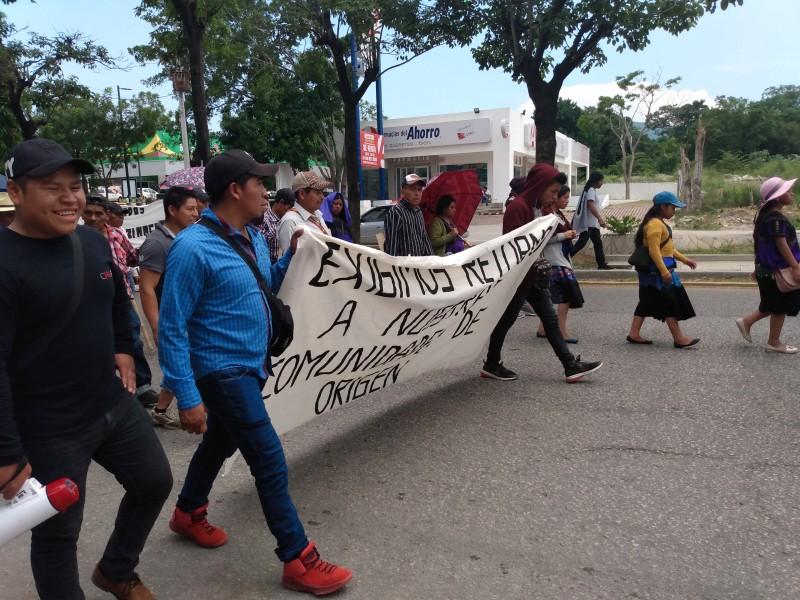 Marcha MOCRI contra recortes al presupuesto del campo