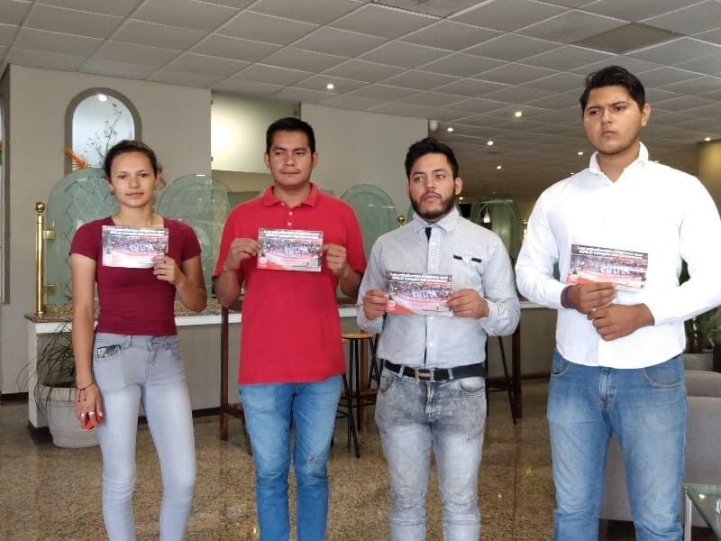 Marcharán estudiantes para exigir becas Benito Juárez