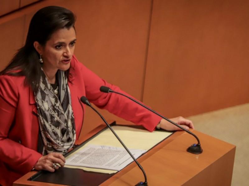 Margarita Ríos Farjat, nueva misnistra de la SCJN