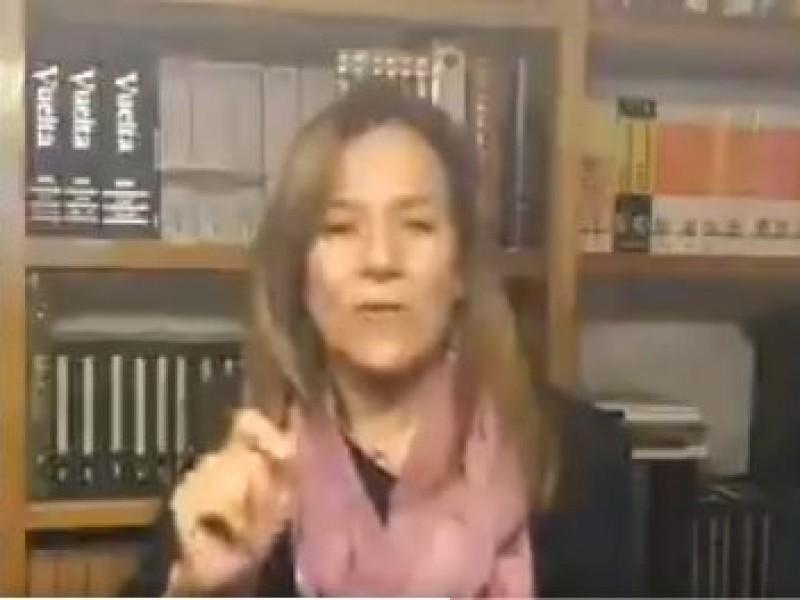 Margarita Zavala impugnará la negativa de registro a