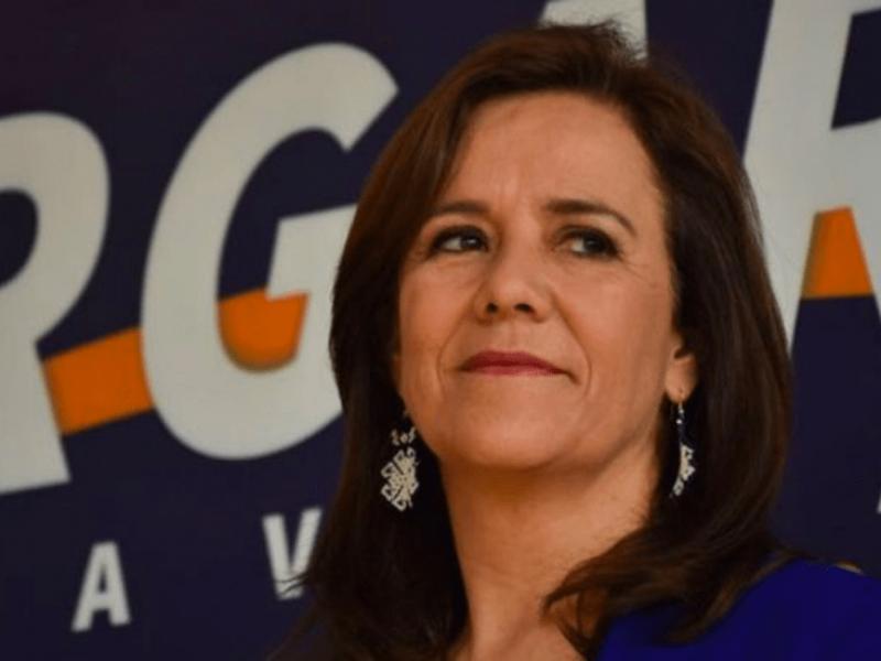 Margarita Zavala presenta su renuncia por escrito