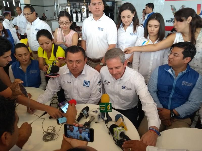 Margarita Zavala tendrá su lugar en Acción Nacional