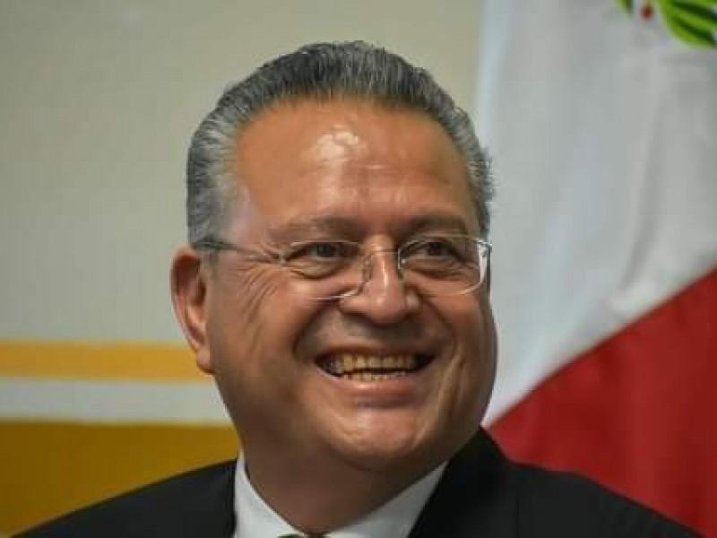Mariano Díaz, presidente electo de SCLC. TEPJF avala triunfo