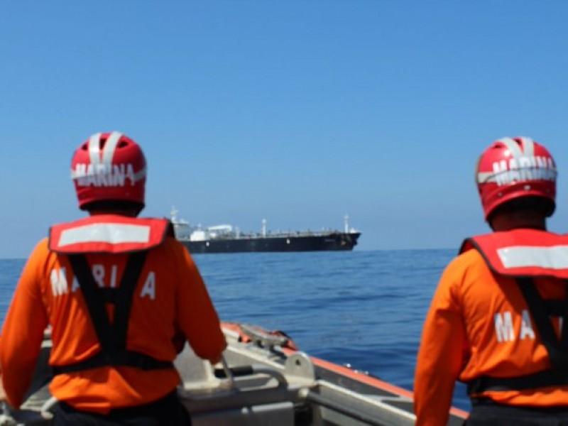 Marina busca a pescadores desaparecidos desde el 12 de enero