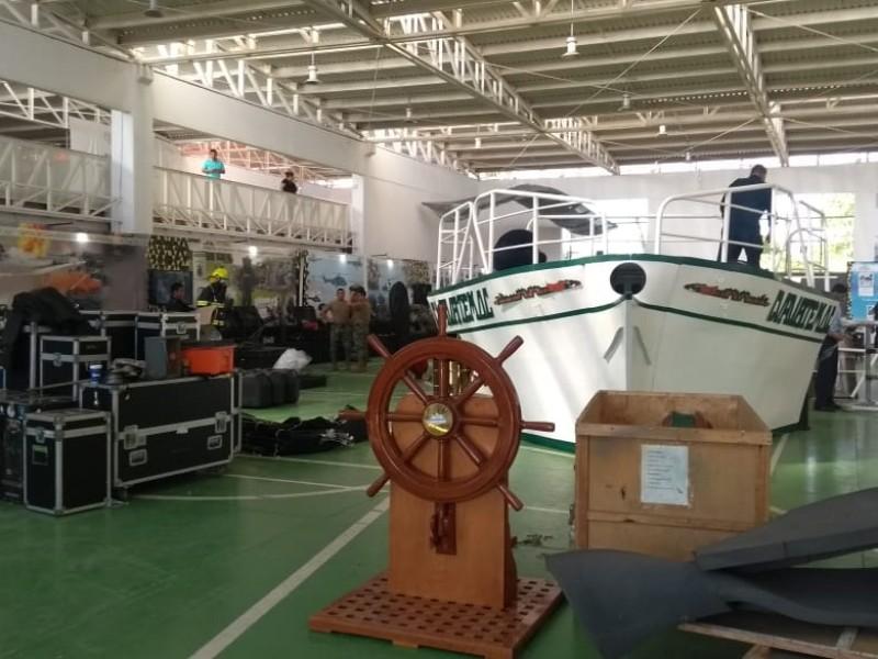 Marina realizará la EXPOMAR 2018 en Salina Cruz