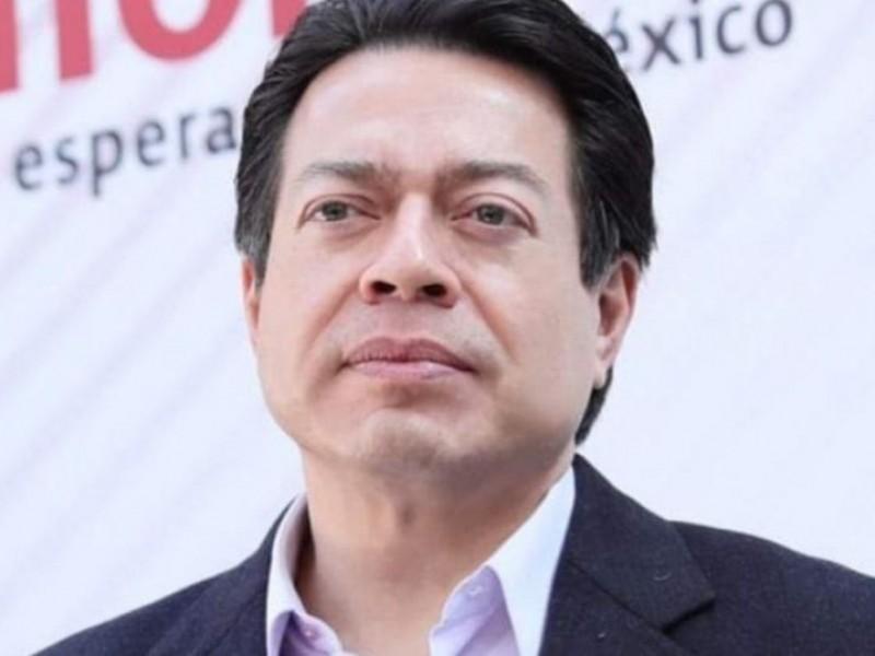Mario Delgado declara ganador a Morena en 6 estados