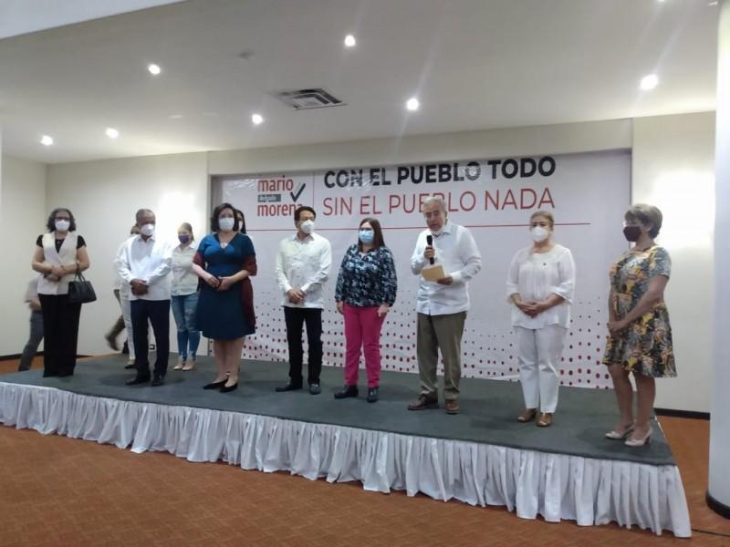 Mario Delgado donará 50% de prerrogativas de Morena para vacuna