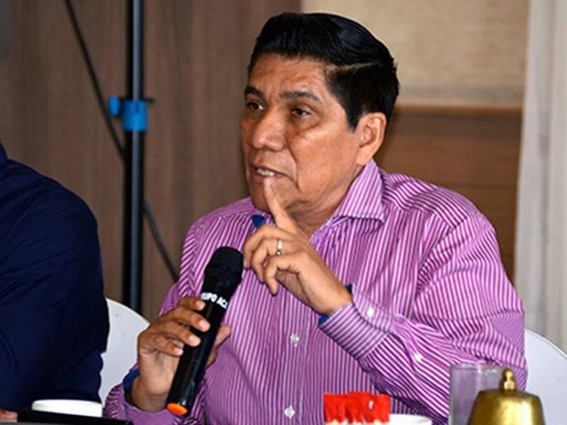 Mario Moreno insiste que el proceso electoral aún no concluye