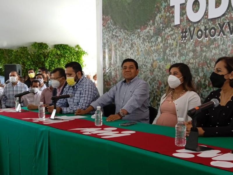 Mario Moreno rechaza resultados electorales; sigue en pie impugnación