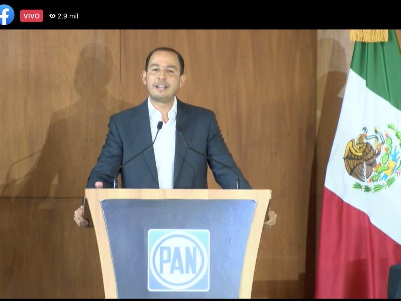 Marko Cortés es ratificado por el PAN como dirigente Nacional