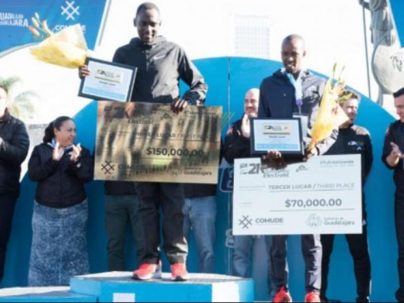 Más atletas rankeados participarán en Maratón Guadalajara Megacable