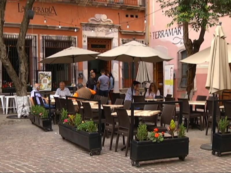Más de 10 restaurantes ya no abrirán tras contingencia
