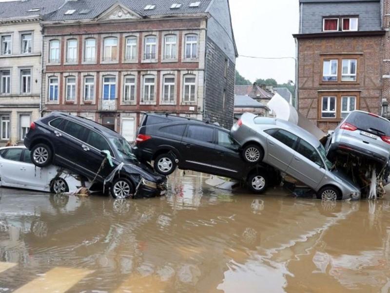 Más de 100 muertos por inundaciones en Alemania