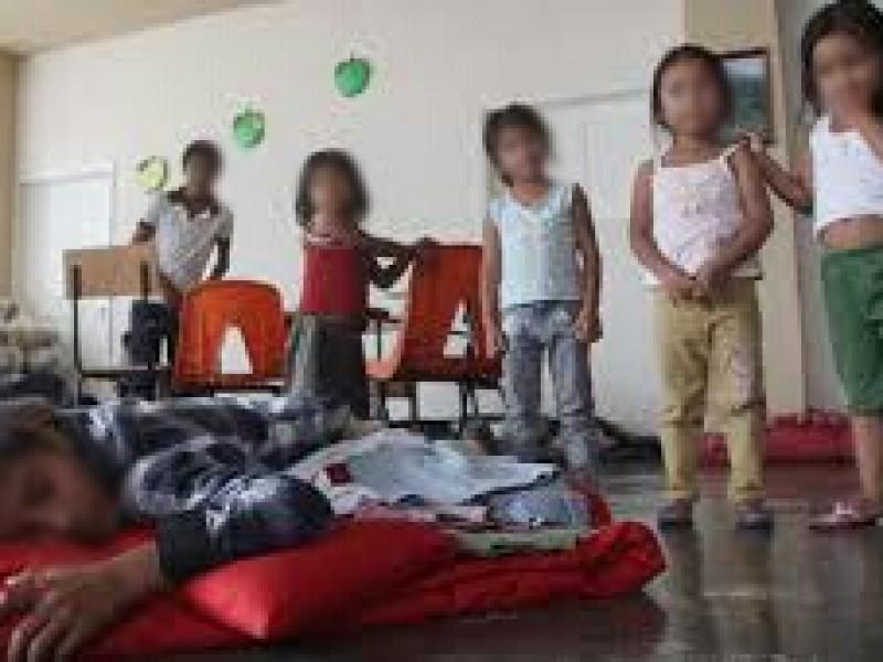 Más de 100 niños fueron abandonados en Nayarit en 2019