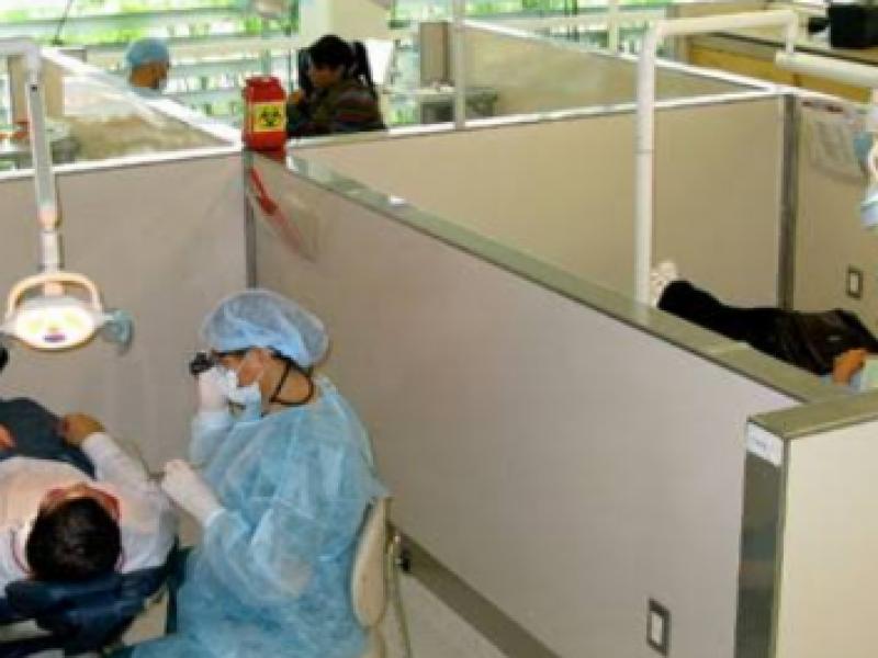 Más de 100 personas no tendrían servicio de odontología