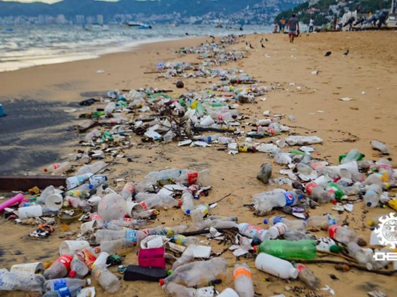 10 mil millones de toneladas de basura al océano