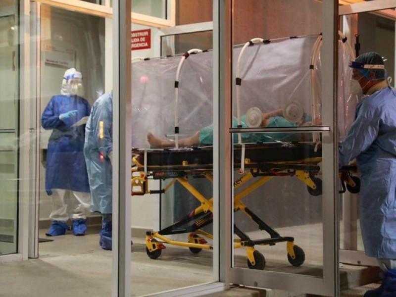 Más de 130 contagios de COVID.19 entre personal de salud