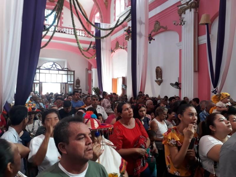 Más de 150 mil asistentes acuden al Pichón