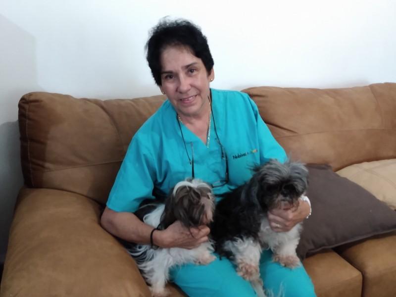 Más de 2 mil animales rescatados: Veterinaria