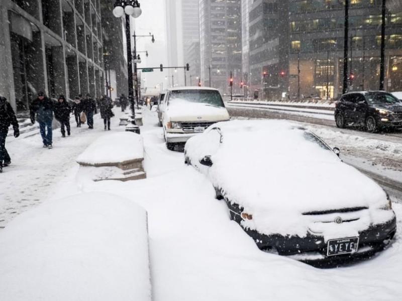 Más de 20 muertos por frío en México y EU