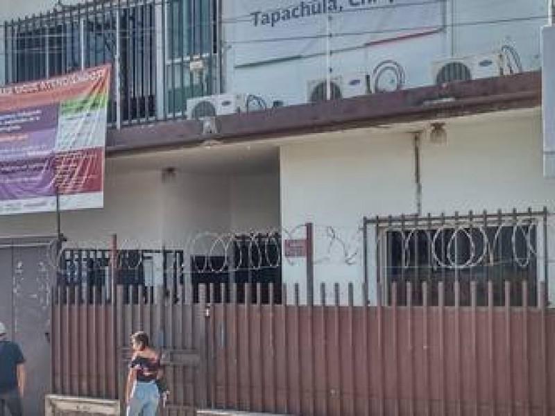 Más de 22 mil solicitudes de refugio en Tapachula