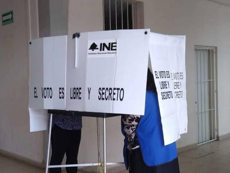 Más de 250 casillas instalará el INE en SLRC.