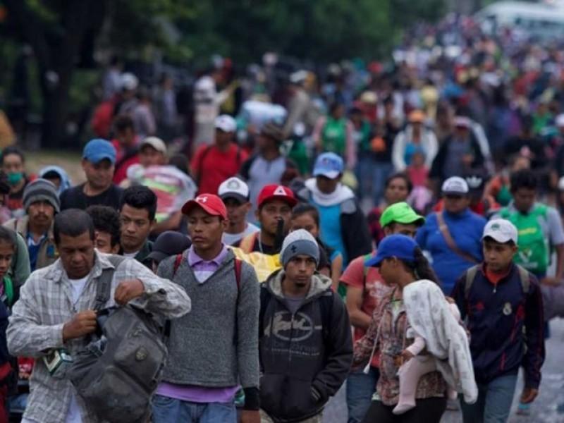 Más de 3 mil centroamericanos han solicitado refugio