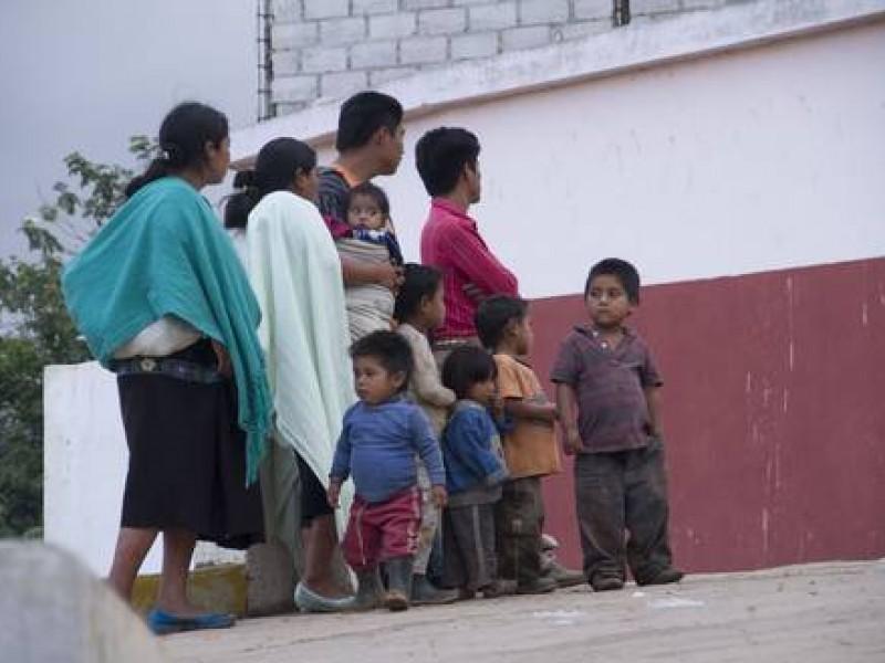 Más de 300 mil niños chiapanecos con desnutrición