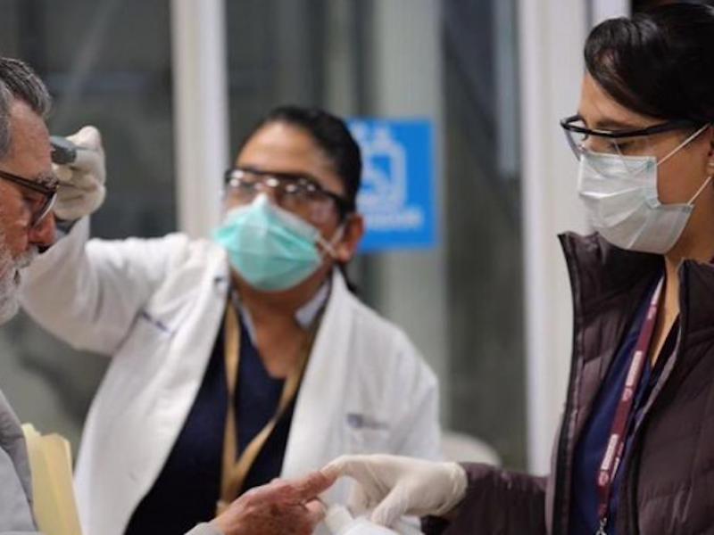 Más de 36 mil casos de Covid-19 en México