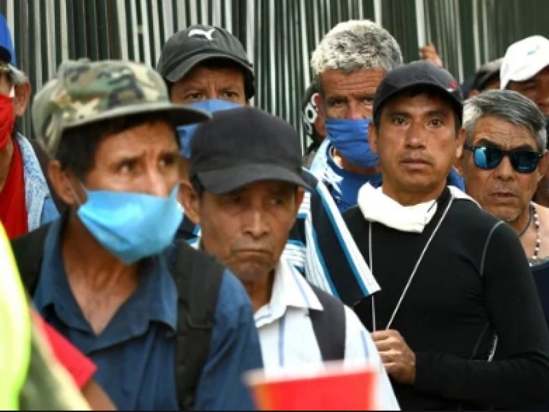 Más de 38 mil contagios en México por Covid-19