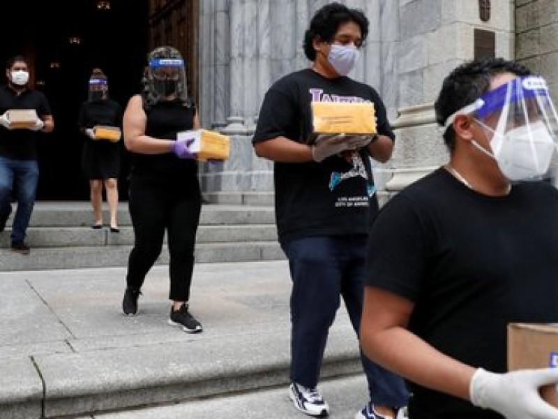 Más de 3mil mexicanos han muerto en EE.UU por Covid-19