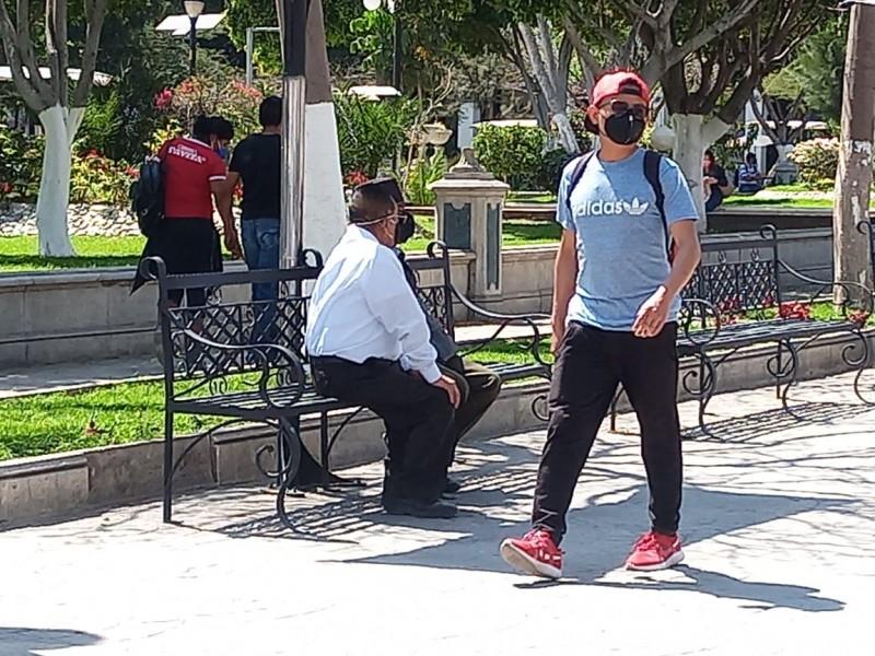 Más de 40 poblanos han sido vacunados en Puebla