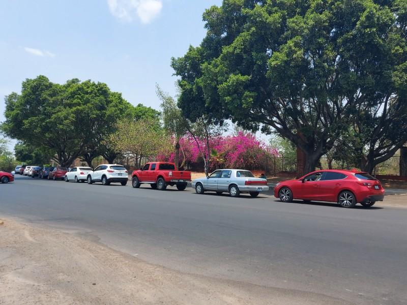 Más de 400 vehículos formados en el CUAAD; abre mañana