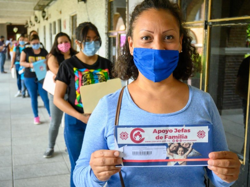 Más de 4,000 coahuilenses reciben apoyo por ser madres solteras