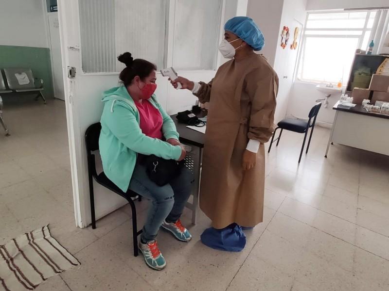 Más de 5 mil 200 casos de COVID-19 en Morelia